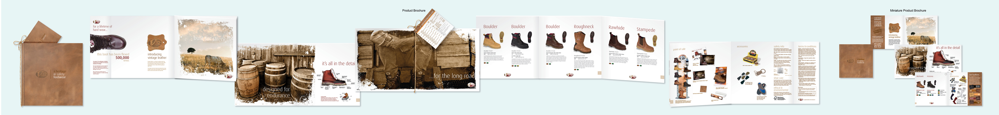 Catalogues & Brochures for Vtech Footwear