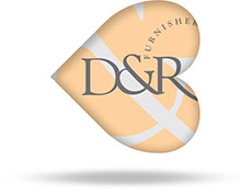 Website for D&R Furnishers